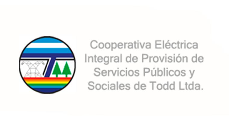 Cooperativa Eléctrica Integral de Provisión de Servicios Públicos y Sociales de Todd Ltda.
